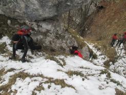 scalata al Sas della Ronchetta